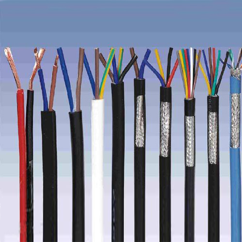 Plastics insulated and sheathed Control Cable supplier